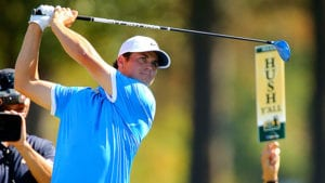Cody Gribble at Sanderson Farms Championship PGA Event