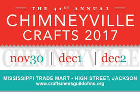 Chimneyville Crafts Festival 2017