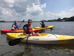 Pearl River Kayaks on Barnett Reservoir Ridgeland MS
