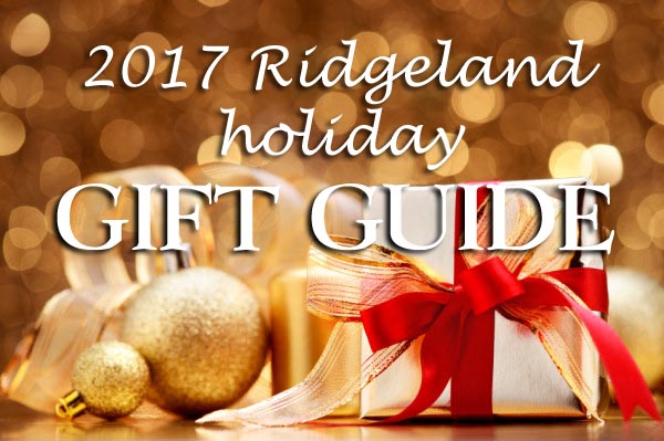 2017 Ridgeland Holiday Gift Guide