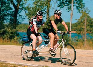 Cycling in Ridgeland MS