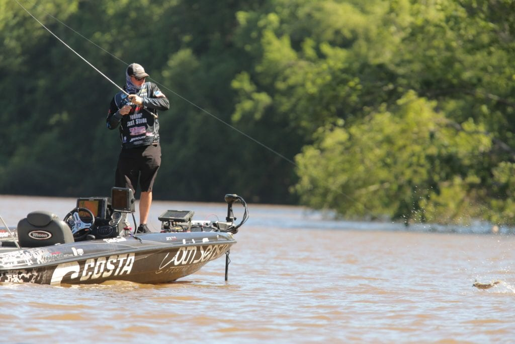 2018 Bassmaster Opens Series Tournament