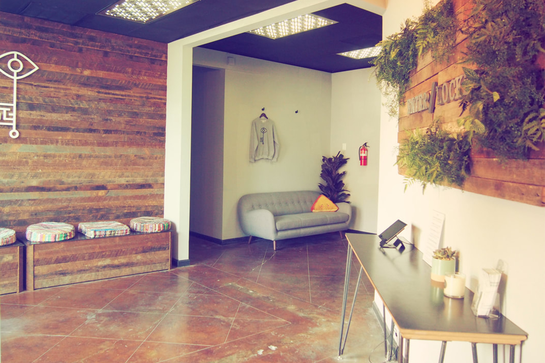 Enter Locked Escape Room Lobby Ridgeland