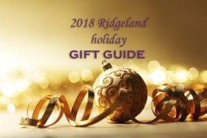 2018 Ridgeland Holiday Gift Guide