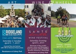 Art Wine & Wheels Weekend