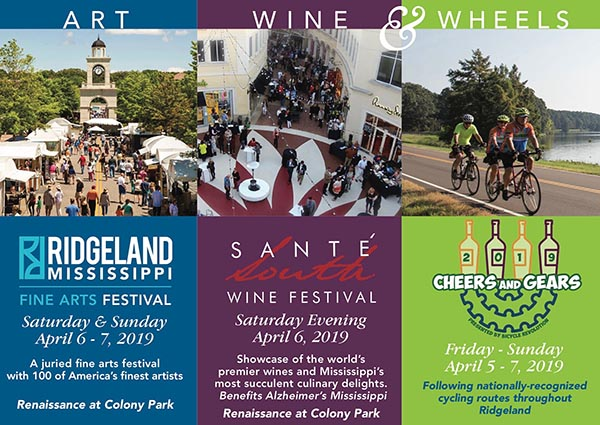 Art Wine & Wheels Weekend