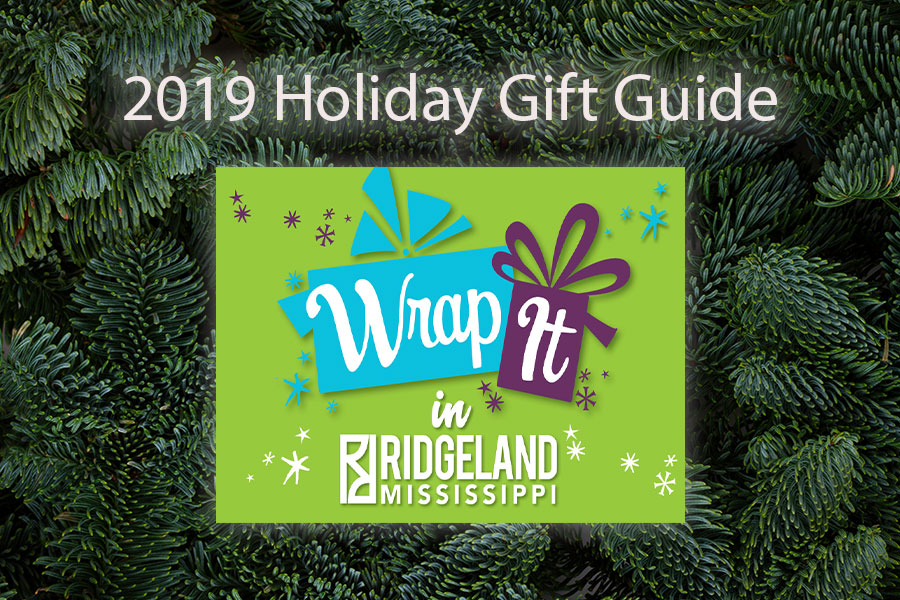 Wrap It in Ridgeland Holiday Gift Guide