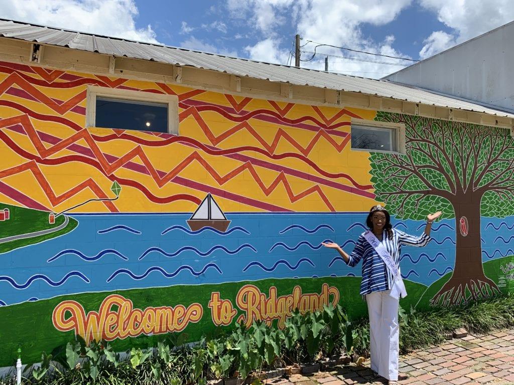 Whitney Jackson Ridgeland Miss Hospitality 2019