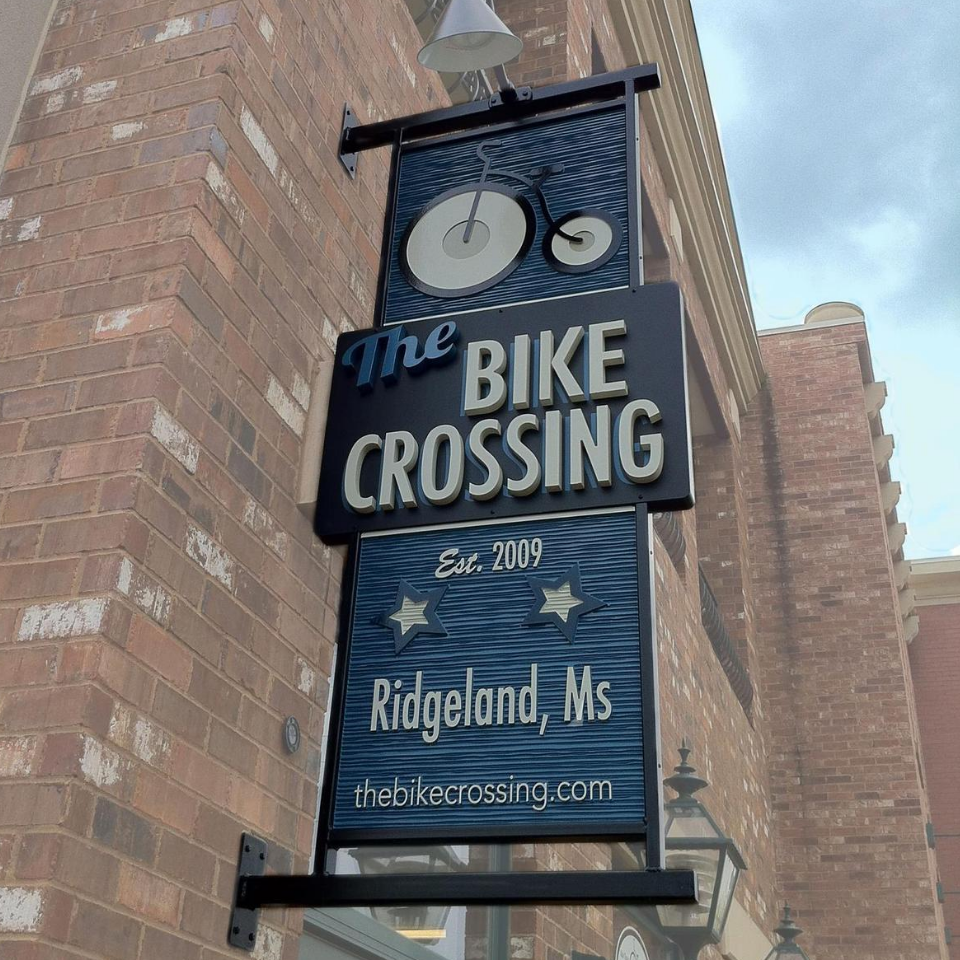 The Bike Crossing