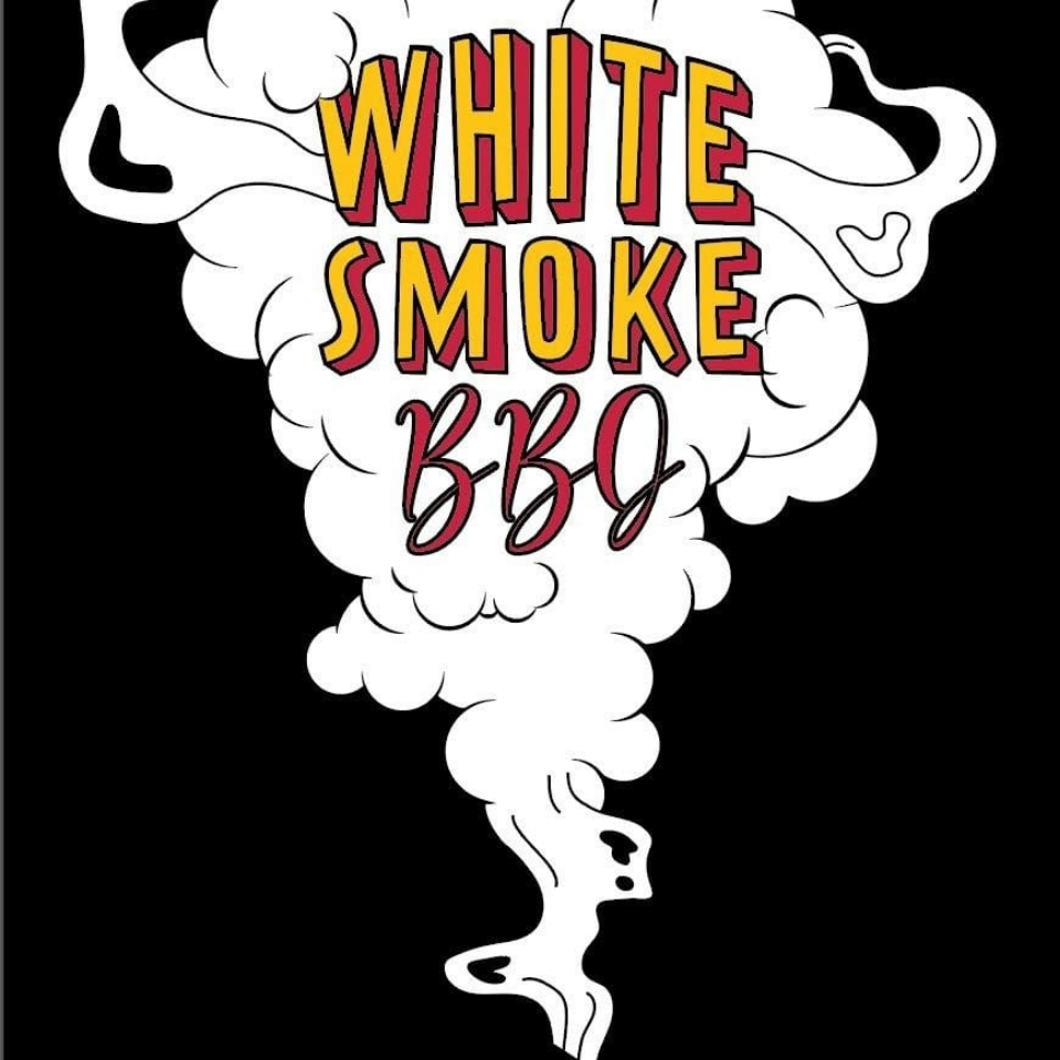 white smoke bbq