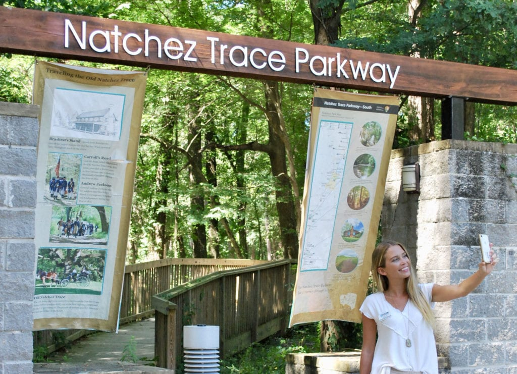 Natchez Trace Parkway - Ridgeland, MS