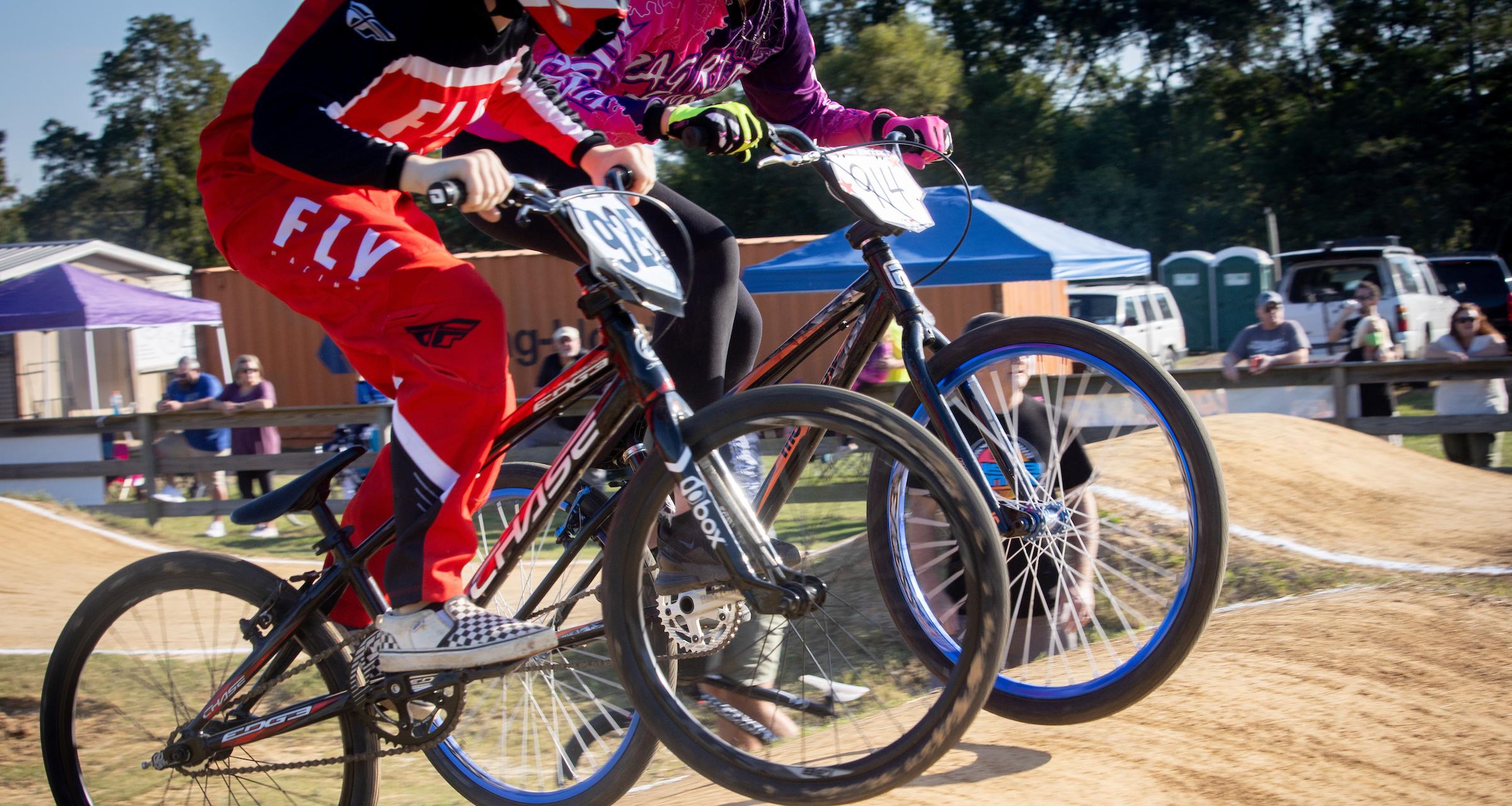 BMX Bicycle Racing- Ridgeland, MS