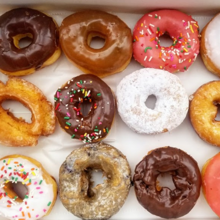Pillow Donuts - Ridgeland, MS