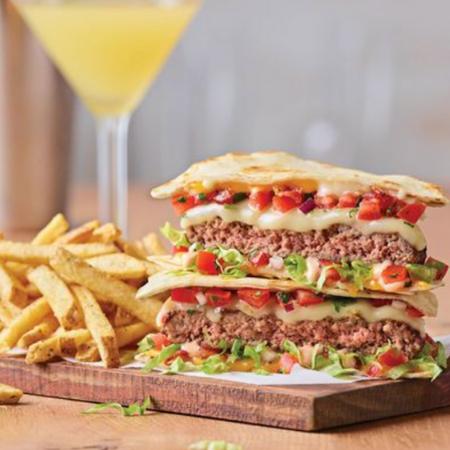 Applebee's Quesadilla Burger - Ridgeland, MS