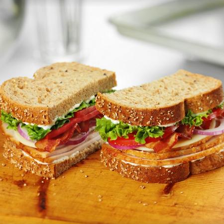 Chicken Sandwich - Honey Baked Ham Company - - Ridgeland, MS