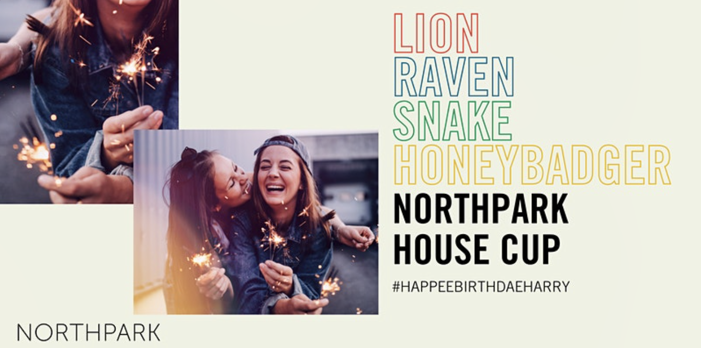 Graphic promoting the Northpark House Cup in Ridgeland, MS
